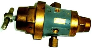 Oxweld Union Carbide Corp Cga 320 Gas Regulator Cga320