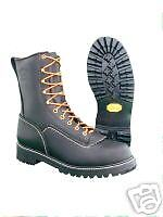 8 Wildland Firefighter Boot By Hoffman s Size 10 1 2 E