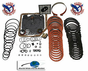 Th350 Th350c Transmission Rebuild Kit Performance Master Kit Stage 2