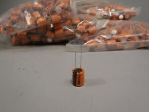 1200 Forever Electrolytic Capacitors 1000uf 25v Cca108m5r3 new Old Stock