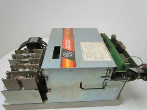 Ge General Electric 390 29618 Adjustable Speed Drive 20hp 500v 34a 3 Phase Ac