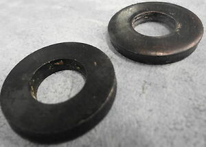 Pair Of 7 16 Hardened Washers Jesel Shaft Roller Rocker Arm System Spare Part