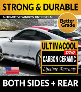 Ucd Precut Auto Window Tinting Tint Film For Pontiac Fiero 84 88