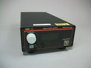 Thorlabs Fiber Coupled Laser Source 1550nm S1fc1550 used As Is