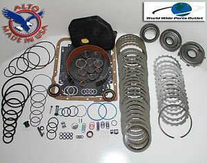 4l60e Rebuild Kit Heavy Duty Heg Ls Kit Stage 4 W 3 4 Powerpack 1997 2003