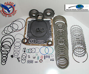 4l60e Rebuild Kit Heavy Duty Heg Ls Kit Stage 2 W 3 4 Powerpack 1997 2003