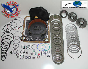 4l60e Rebuild Kit Heavy Duty Heg Ls Kit Stage 3 W 3 4 Powerpack 1997 2003