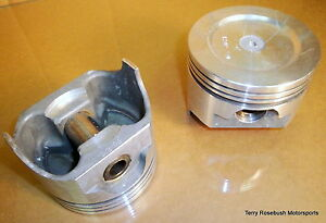 Sealed Power New L2412 030 Olds 350ci Forged Pistons