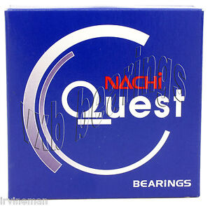 7200cyp4 Nachi Angular Contact 10mm X 30mm X 9mm Abec 7 Japan Ball Bearings