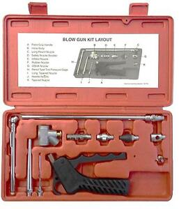 Tool aid Blow Gun Kit 99300 Ships Worldwide Free Usa Shipping