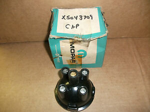 Nos Mopar 1972 Plymouth Cricket Distributor Cap X5043709