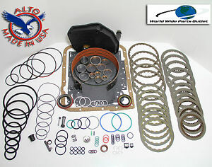 4l60e Transmission Rebuild Kit Heavy Duty Heg Ls Kit Stage 4 1993 1996