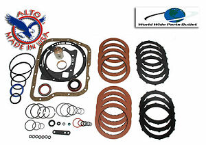 Dodge A727 Transmission Rebuild Kit High Performance Kit Stage 1 Red Kolene Tf8