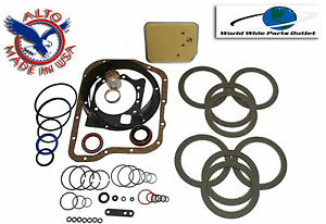 Dodge A727 Transmission Rebuild Kit Heavy Duty Ls Kit Heg Stage 2 Tf8