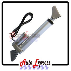 Heavy Duty 4 Linear Actuator W tilt Brackets Mounting 12v Dc 225lbs Max Lift