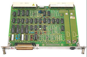 Siemens 6fx1120 3bb00 Sinumerik 840c Drive Pc Circuit Board 6fx11203bb00