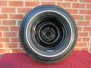 69 70 Goodyear Polyglas Custom Wide Tread F70 14 Tire Mustang Camaro Chevelle