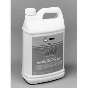 Miller 043809 Low Conductivity Coolant For Push pull 1 Gal