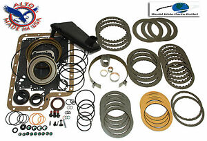 Ford 4r100 2001 up Transmission Rebuild Kit 4x4 Heavy Duty Heg Ls Kit Stage 3