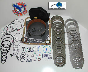 4l60e Hd Rebuild Kit Master Stage 3 W 3 4 Powerpack 1993 1996 4l60e