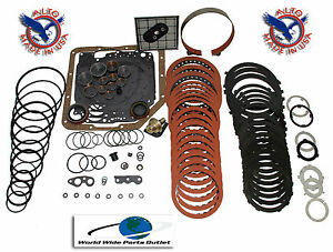 Th350 Th350c Transmission Rebuild Kit Performance Master Kit Stage 3