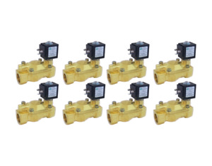 Ode 1 2 12v Solenoid Valves Air Ride Suspension Bags 8 Pack