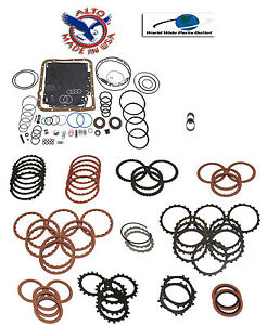 Th700r4 High Performance Rebuild Kit Stage 2 With Alto 3 4 Power Pack 1987 1992