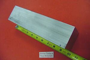 2 1 2 X 2 1 2 Aluminum Square 6061 Solid Flat Bar 10 Long T6511 Plate Stock