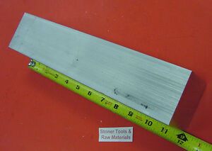 2 1 2 X 2 1 2 Aluminum 6061 T6511 Square Solid Flat Bar 12 Long Plate Stock