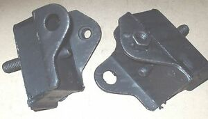 Motor Mount Kit Dodge Plymouth 273 318 340 360 383 400 440 Engine 65 76 Some