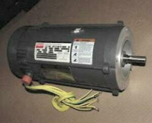 Dayton 6124320 1 Hp Electric Motor 120 240 Volt 1725 Rpm Single Shaft