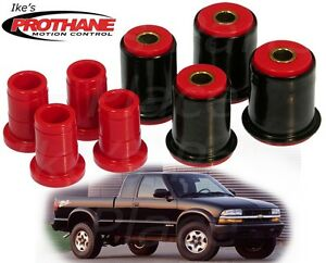 Prothane 7 204 Front Control Arm Bushing Kit With Shells poly 4wd S 10 blazer