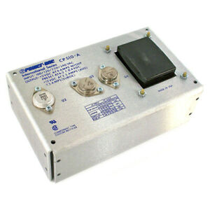 Power One Power Supply Cp510a