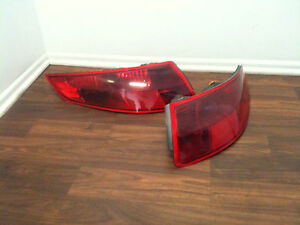 Porsche 997 Carrera Oem Tail Light Housing
