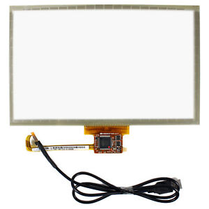 10 2 Multi Touch Panel Usb Controller For 10 1 1024x600 1366x768 Lcd Screen