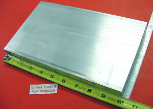 1 X 6 Aluminum Solid Flat Bar 10 Long 6061 T6511 1 000 Plate New Mill Stock