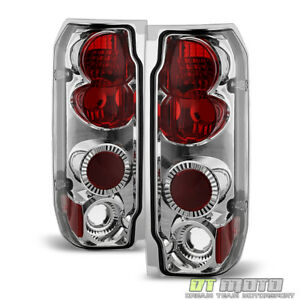 1987 1996 Ford F150 F250 F350 87 96 Bronco Altezza Tail Lights Lamps Left right