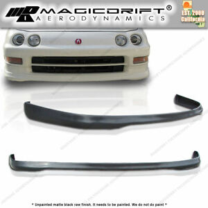 Aftermarket Made For 94 97 Acura Integra Dc2 Jdm Front Bumper Lip Urethane