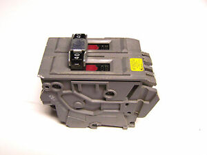 Wadsworth Milbank West 2p 40a Type A Circuit Breaker Uqfb Yi 909