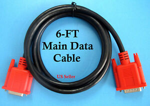 New Scanner Data Cable Compatible With Snap On Solus Pro Modis Mt2500 Mtg2500 6f