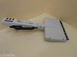 Biohit 5 100 l 12 Channel Electronic Pipette