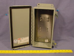 Hoffman A12064ch J Box Type 12 Hinged Cover