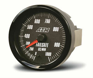Aem 30 3020m Water Methanol Injection Monitor Failsafe Device W Metric Fittings