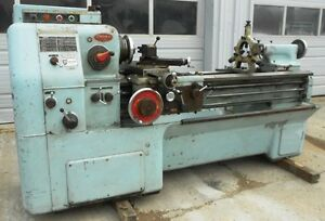 Okuma Machinery Works Lathe Type Ls S n 4109 10267 Swing Over Bed 16
