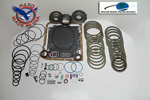 4l60e Rebuild Kit Heavy Duty Heg Ls Kit Stage 1 1997 2000