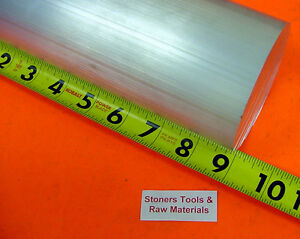 3 1 2 Aluminum Round Rod 9 Long 6061 T6511 Solid New Extruded Lathe Bar Stock