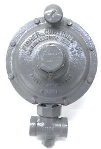 Fisher Controls Relief Valve Vacuum Regulator Y612 106 7 16