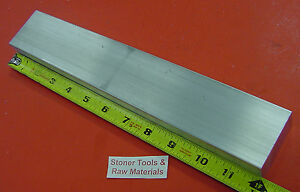1 1 2 X 2 Aluminum 6061 Flat Bar 12 Long Solid New Extruded Mill Stock