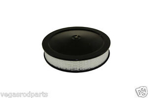 14 Inch Black Air Cleaner Chevy Ford Chevrolet Dodge Chrysler Carburator 4 Ro