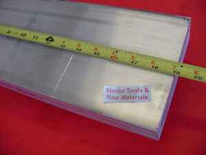 1 1 2 X 6 Aluminum 6061 Flat Bar 19 Long Solid T6511 1 500 Plate Mill Stock